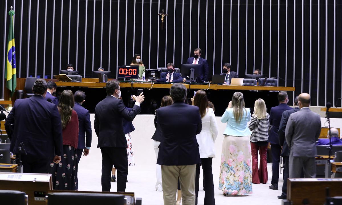 Câmara aprova novo Fundeb. Foto: Câmara dos Deputados.
