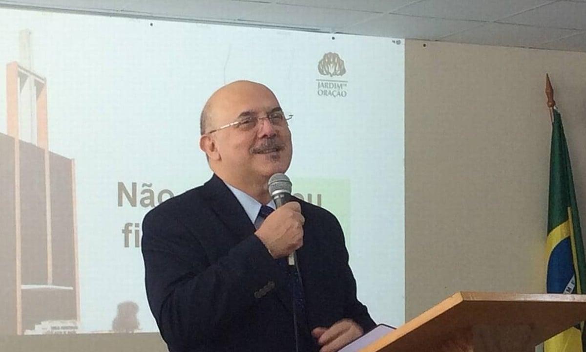 Pastor Milton Ribeiro será o novo ministro da Educação - CartaCapital