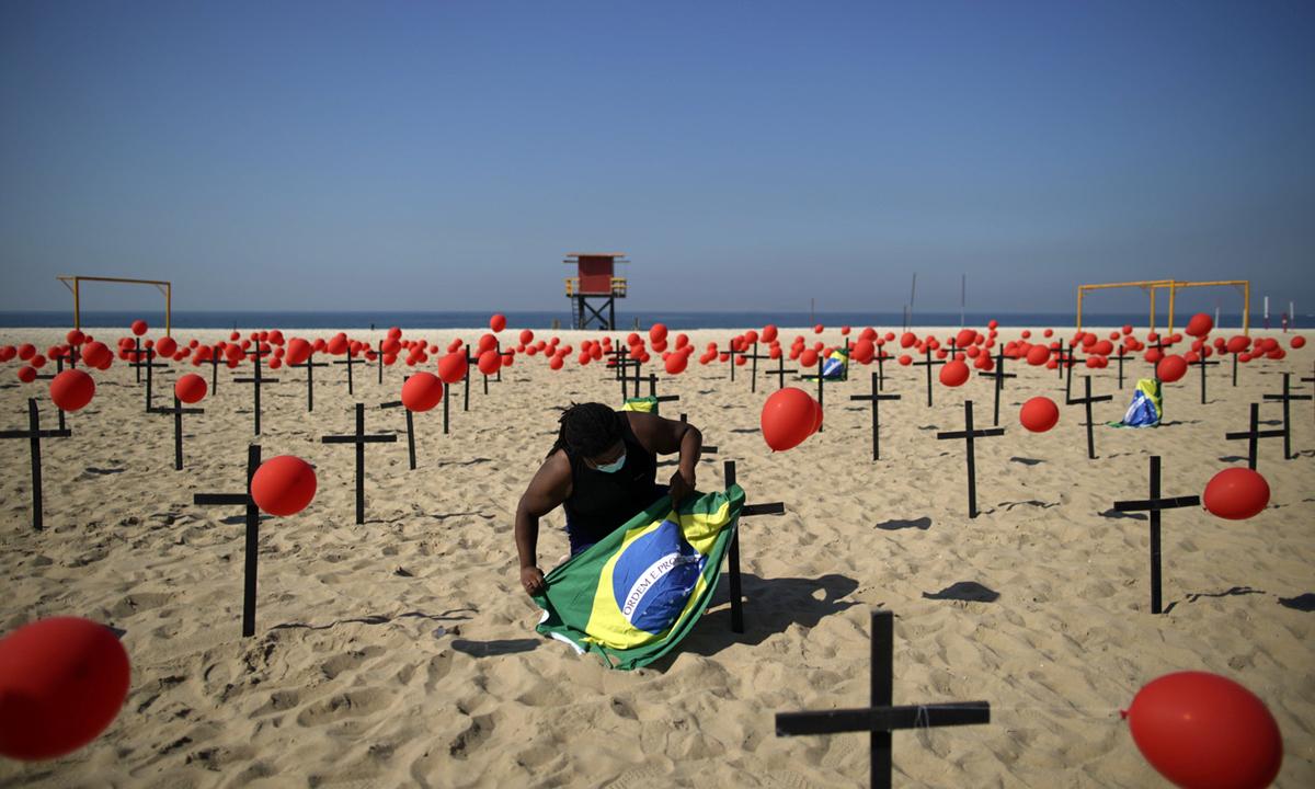 Brasil tem mais de 101 mil mortes e 3 milhões de infectados por ...