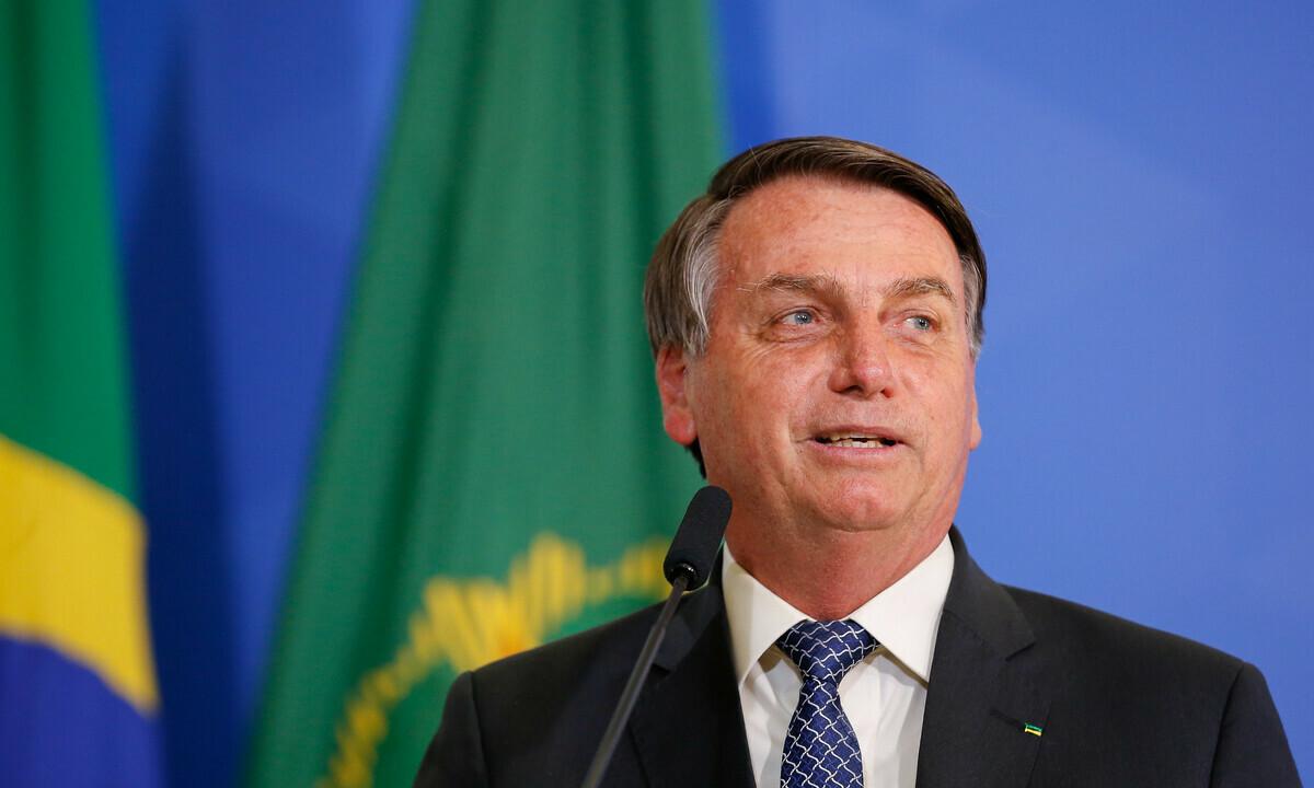 Estatal TV Brasil exalta Bolsonaro em transmissão de jogo entre Brasil e Peru. Foto: Carolina Antunes/PR