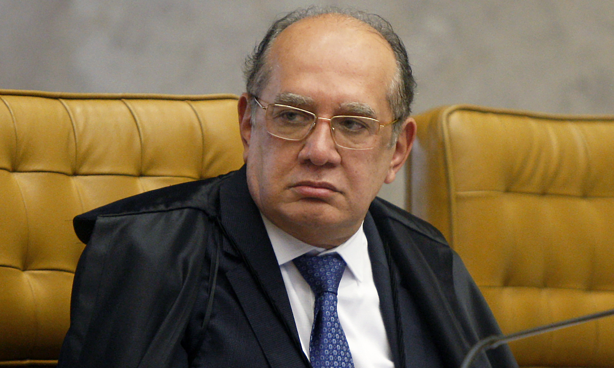 O ministro Gilmar Mendes, do Supremo Tribunal Federal (STF). Foto: Rosinei Coutinho/SCO/STF