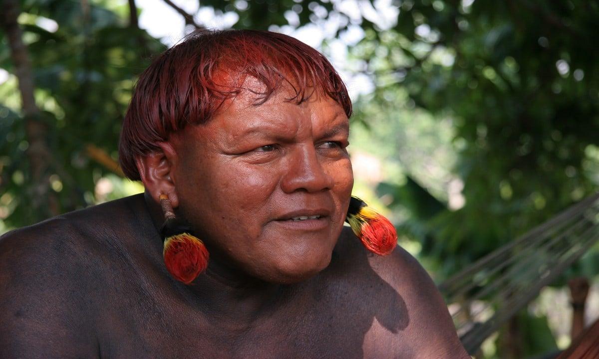Foto: Ademir Rodrigues / Brasil Indígena / Funai Divulgação