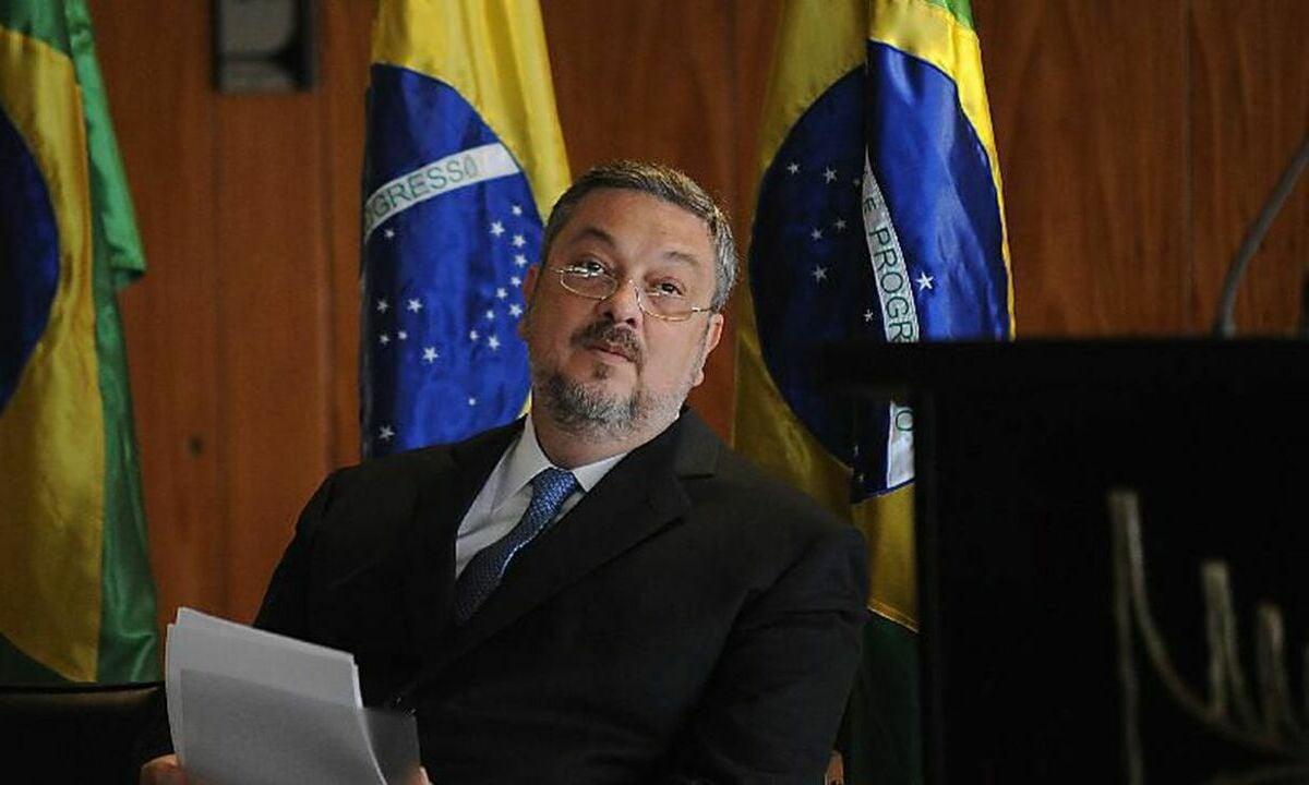O ex-ministro Antonio Palocci. Foto: Arquivo/gência Brasil
