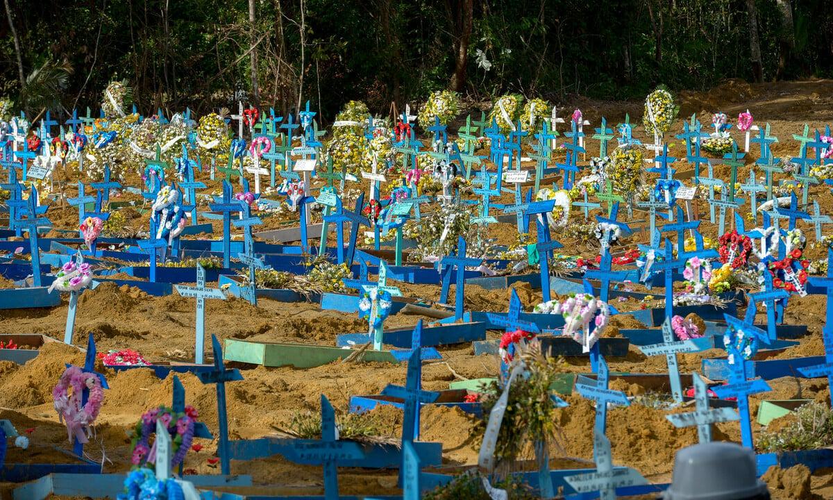 OMS: Covid-19 já matou mais de 4 milhões de pessoas - CartaCapital