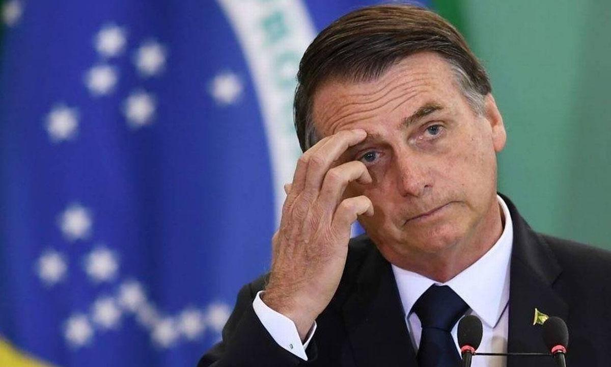 PRESIDENTE JAIR BOLSONARO. FOTO: EVARISTO SÁ/AFP