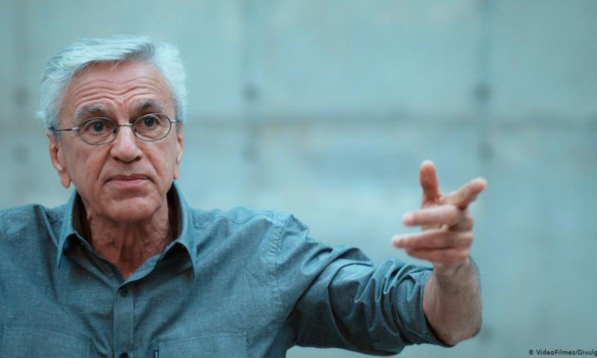 Caetano prestou solidariedade à ocupação do MTST em São Bernardo (Roberto Parizotti/Fotos Públicas)