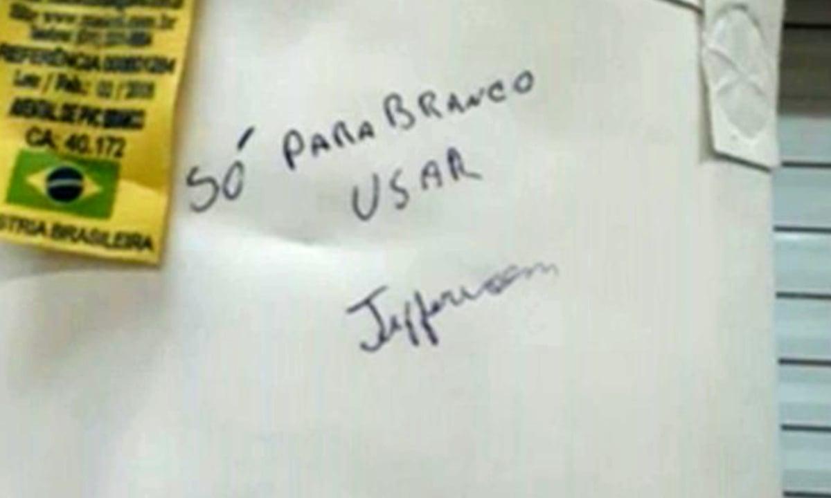 Funcionária do Grupo Carrefour sofre racismo e é demitida ao denunciar. Foto: Reprodução/GloboNews
