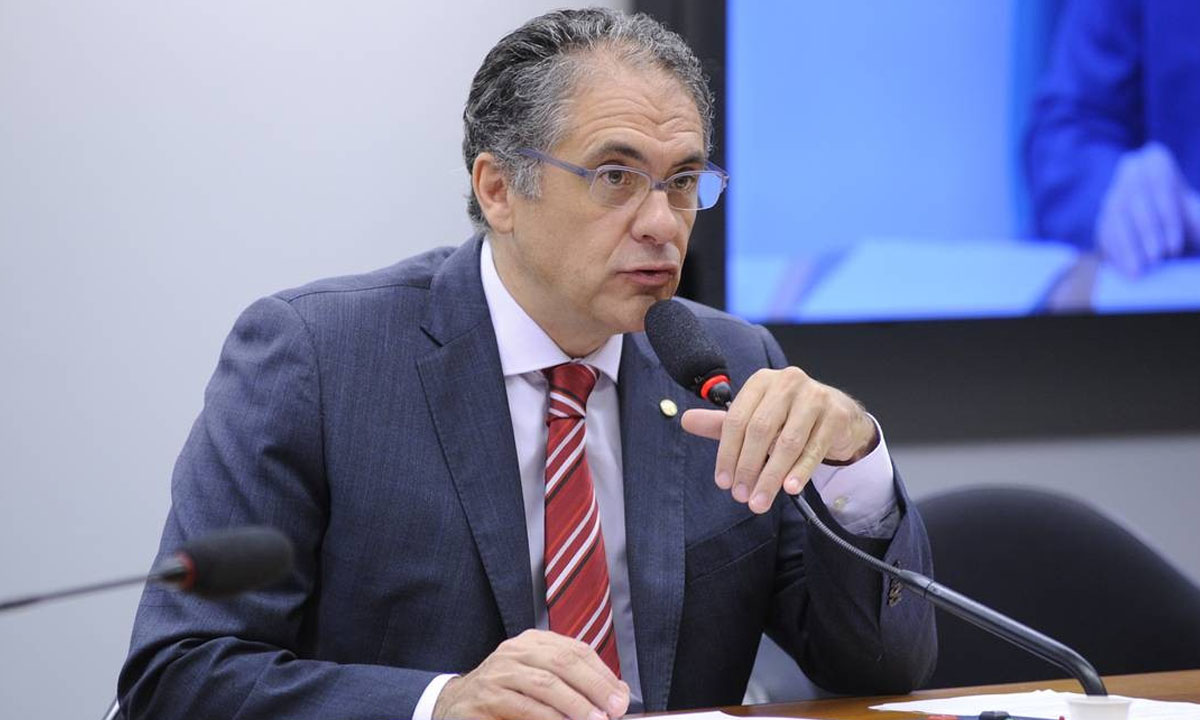 DEPUTADO FEDERAL CARLOS ZARATTINI. FOTO: LUCIO BERNARDO JUNIOR/CÂMARA DOS DEPUTADOS