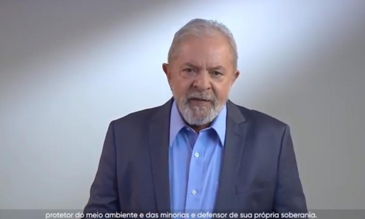 Lula: Bolsonaro jogou o Brasil em um pesadelo que parece não ter fim. (Imagem: Reprodução)