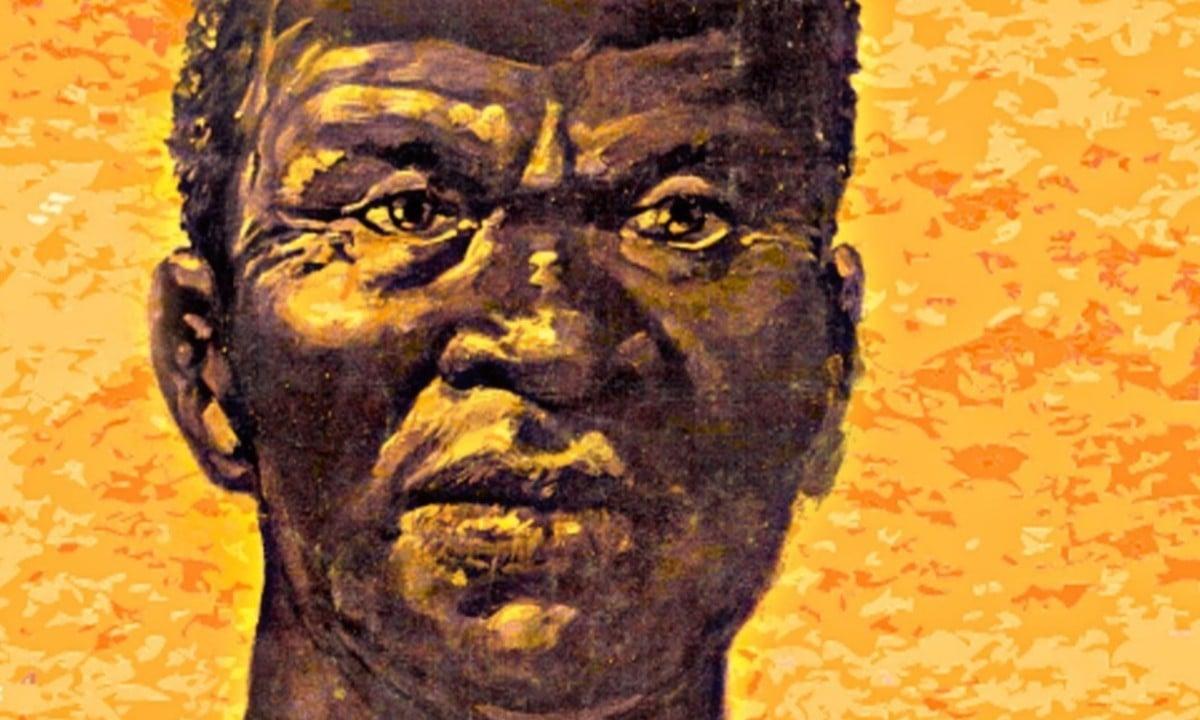 Ilustração de Zumbi dos Palmares (Foto: Reprodução)
