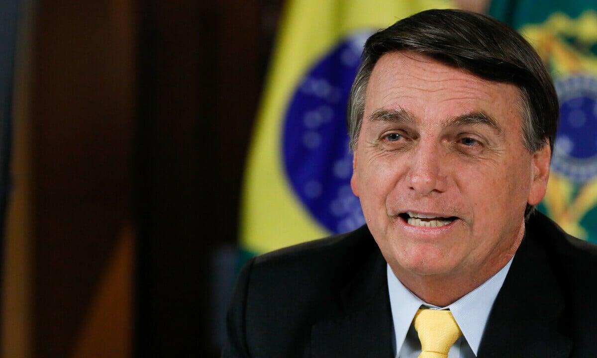 O presidente da República, Jair Bolsonaro. Foto: Isac Nóbrega/PR