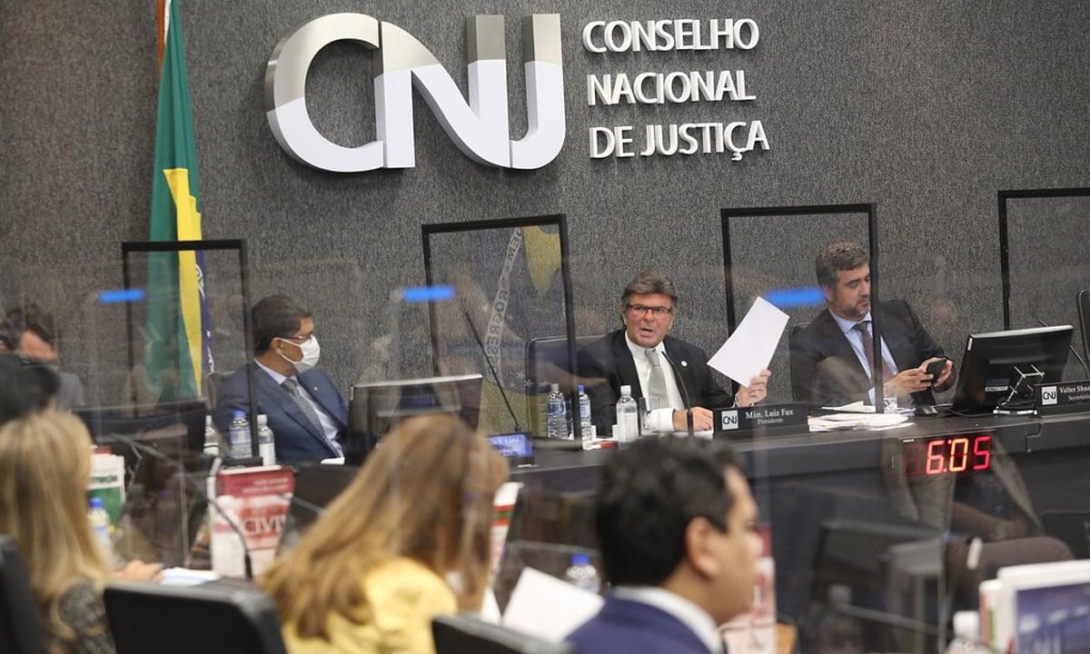 Ao ser empossado como presidente do STF, Min. Luiz Fux acumula a presidência do CNJ. Foto: Romulo Serpa/Ag.CNJ