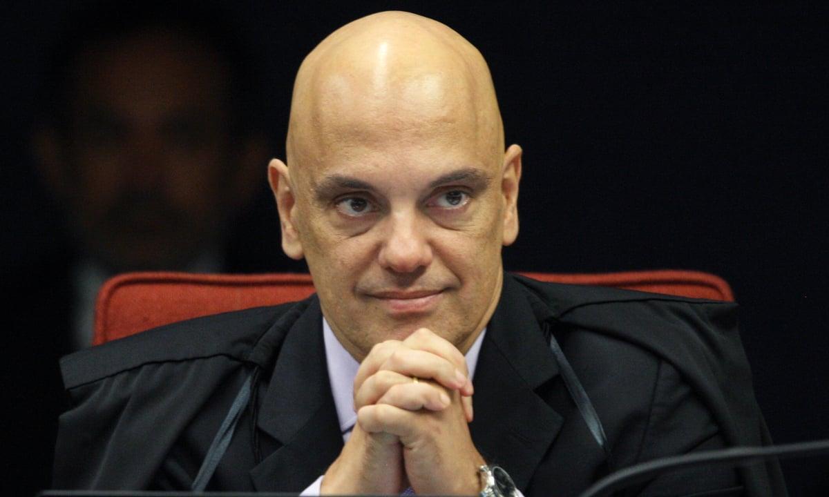 O ministro Alexandre de Moraes, do Supremo Tribunal Federal (STF). Foto: Nelson Jr./SCO/STF