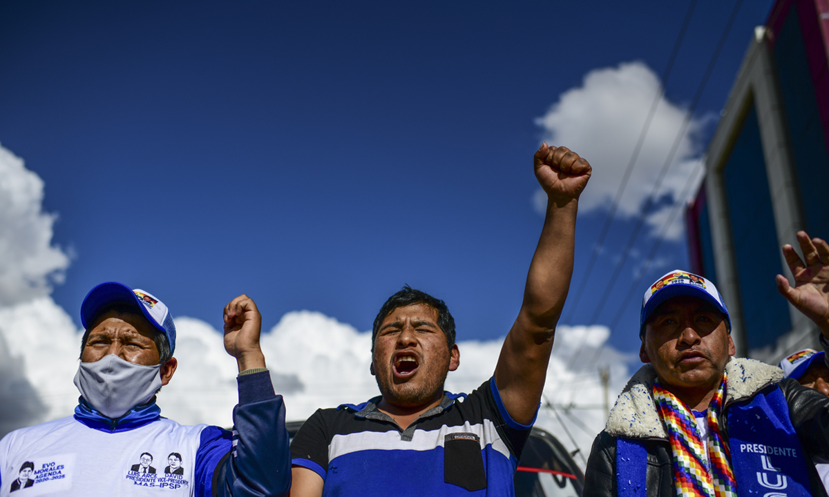 Bolívia recupera democracia e acirra luta contra imperialismo