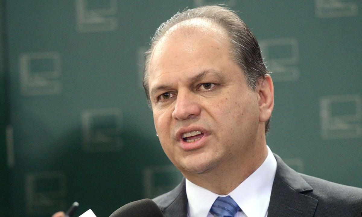 O líder do governo na Câmara, Ricardo Barros (PP-PR). Foto: Antonio Cruz/Agência Brasil