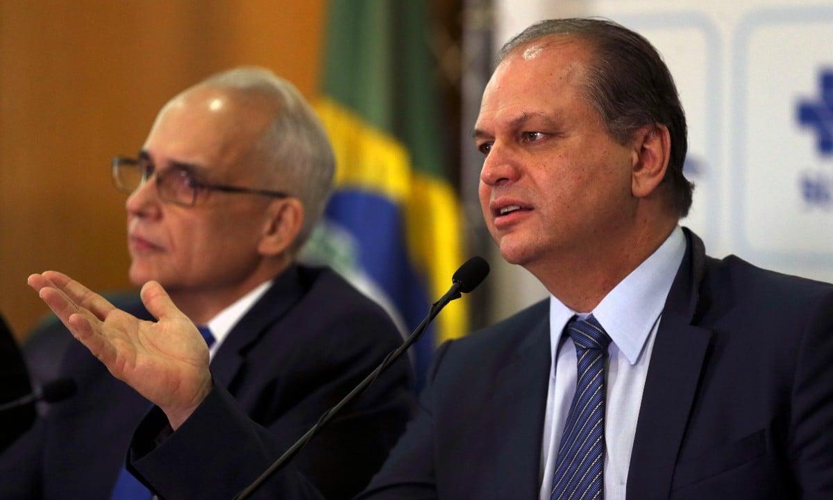 Ricardo Barros disse que não teve apoio de lideranças quando elaborou o projeto. Foto: José Cruz/Agência Brasil