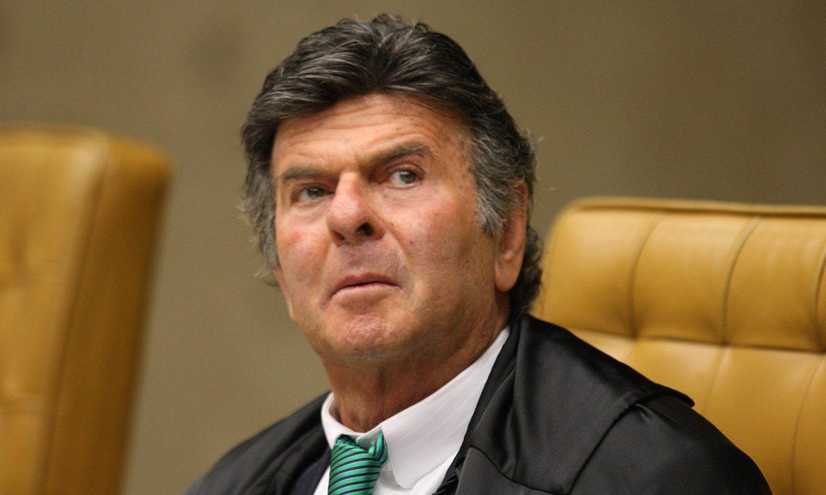 O presidente do Supremo Tribunal Federal (STF), ministro Luiz Fux. Foto: Nelson Jr/SCO/STF