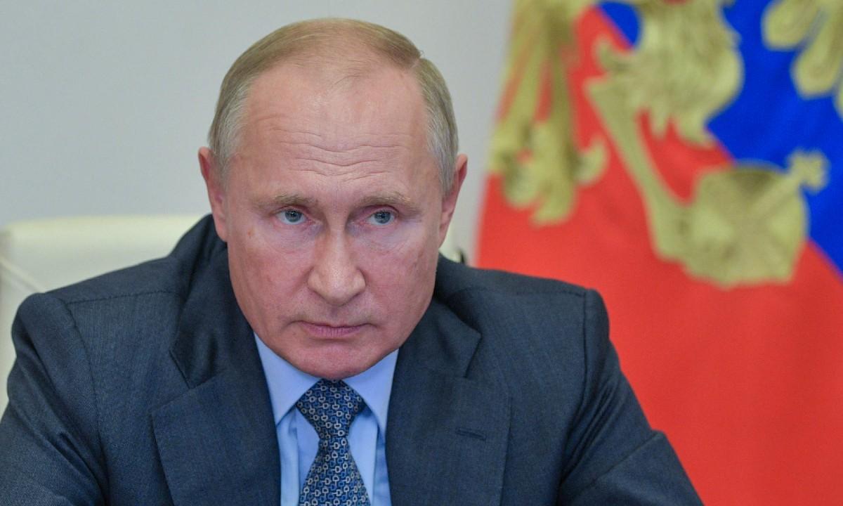 (Foto: Alexei Druzhinin / Sputnik / AFP)