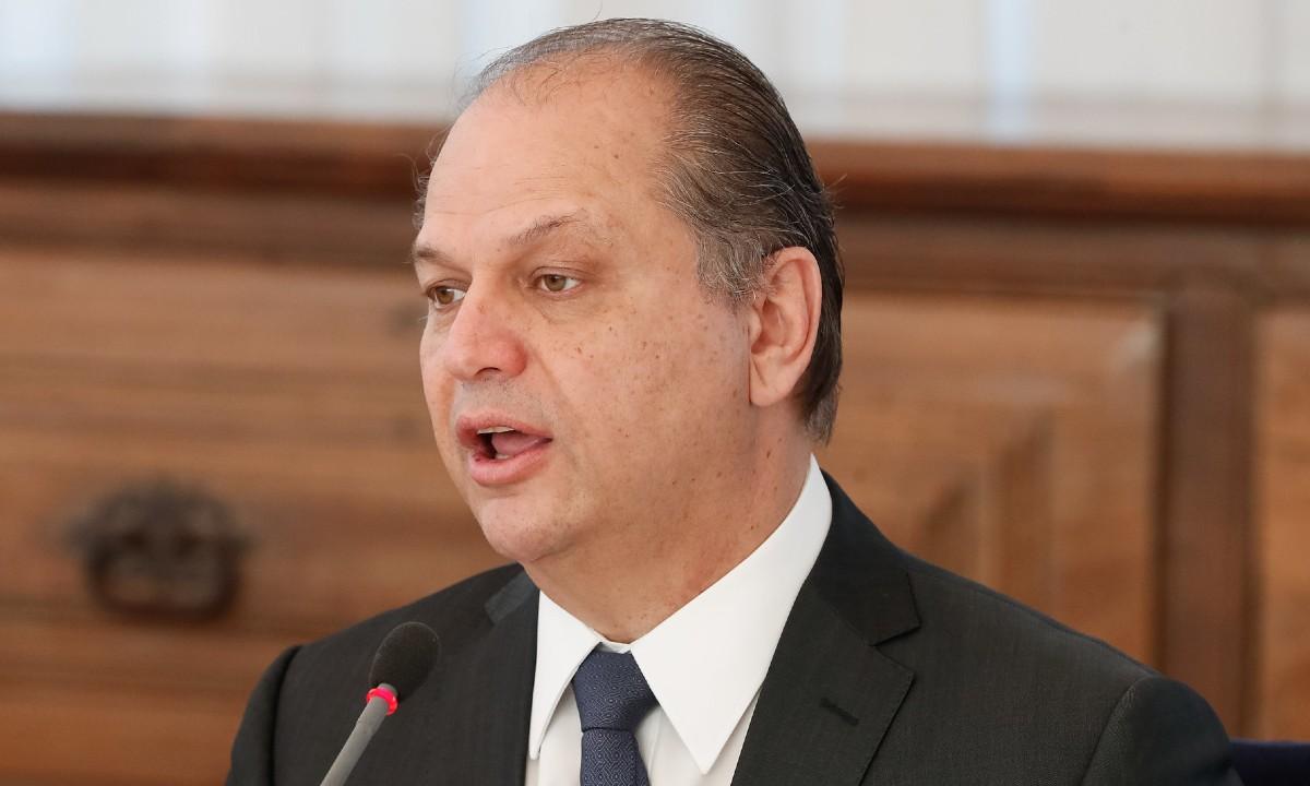 Ricardo Barros (Foto: Alan Santos/PR)