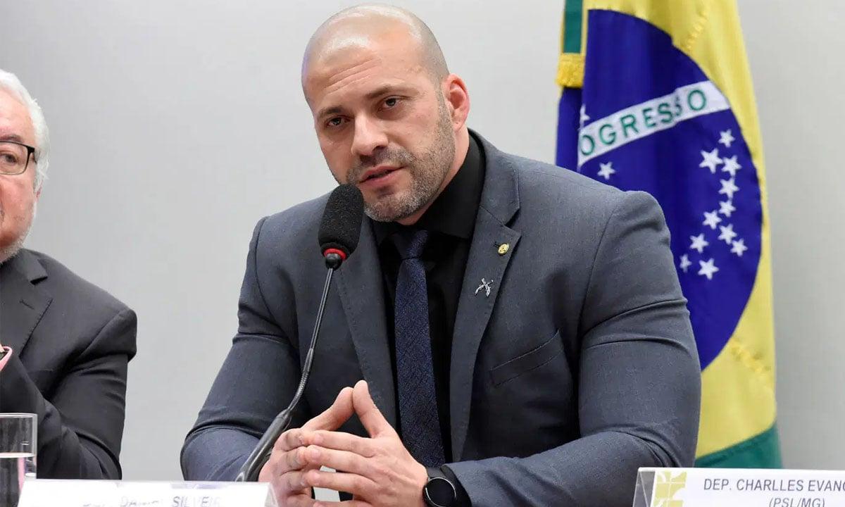 O deputado federal Daniel Silveira (PSL-RJ). Foto: Reila Maria/Agência Câmara