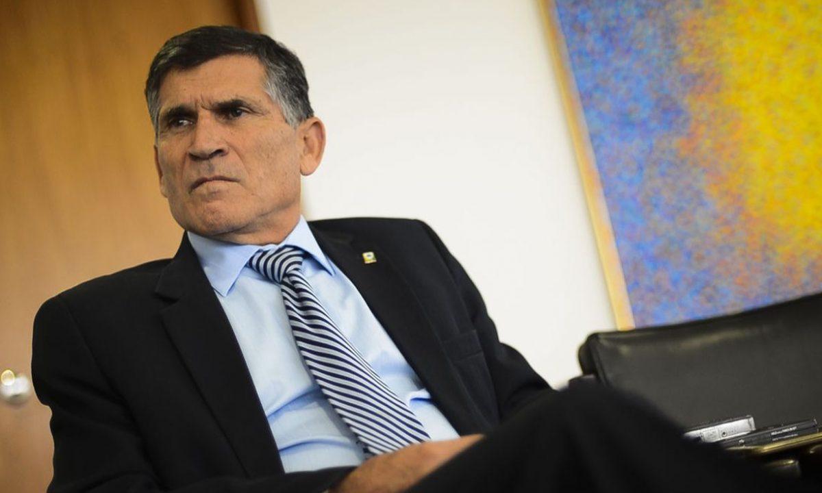 O General Santos Cruz. Foto: Marcello Casal Jr./Agência Brasil
