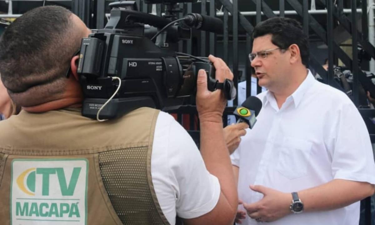 Josiel Alcolumbre, irmão de Davi Alcolumbre, candidato a prefeito de Macapá. (Foto: Reprodução / Facebook)