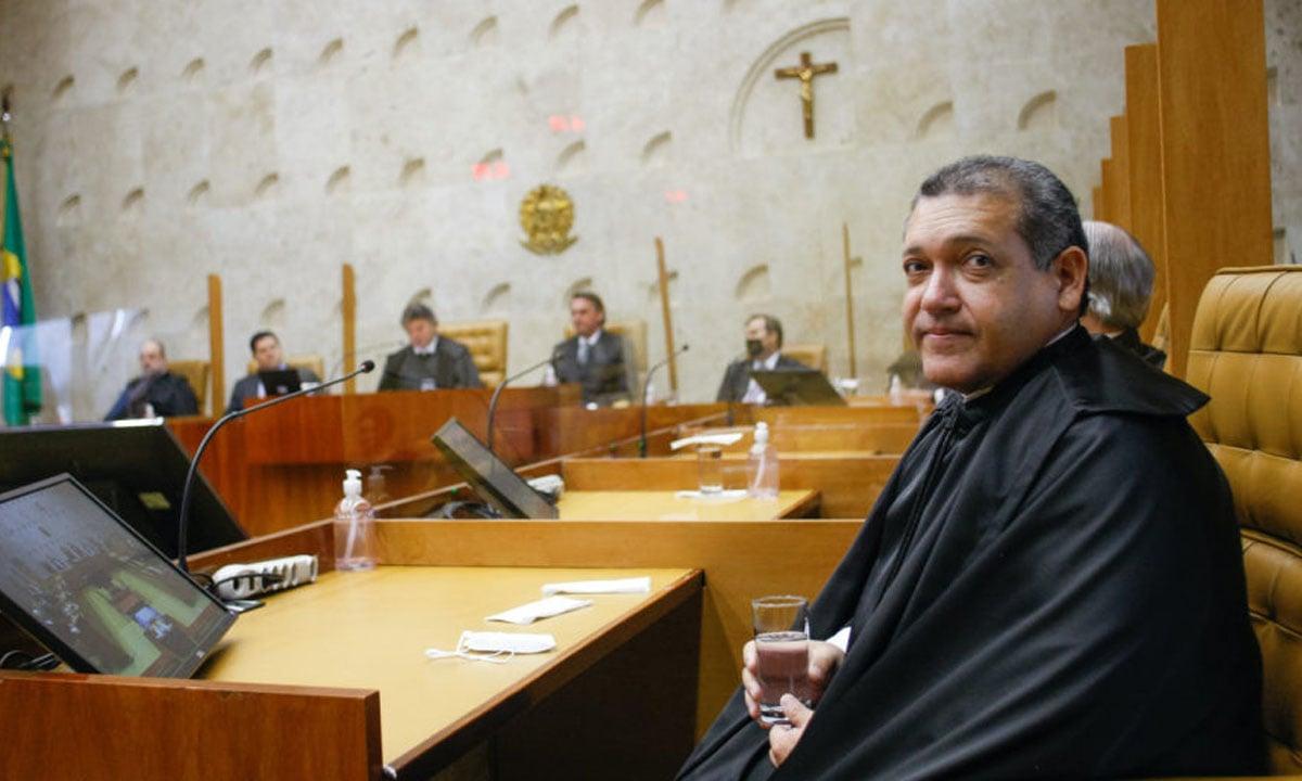 O Ministro Kassio Nunes. Foto: Nelson Jr./STF