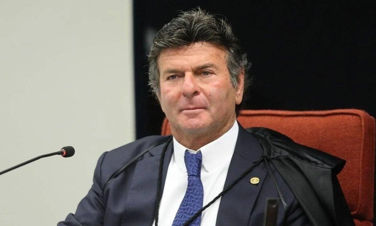 Ministro Luiz Fux. Foto: Nelson Jr./STF