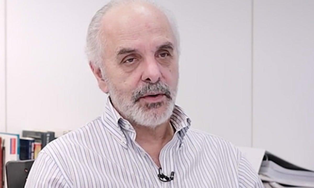 Mauro de Salles Aguiar. Foto: Reprodução