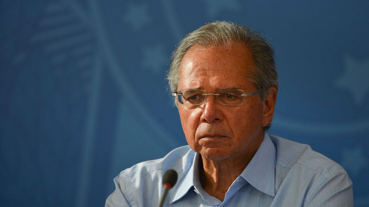 O ministro da Economia ´Paulo Guedes (Foto: Marcello Casal Jr./Agência Brasil)