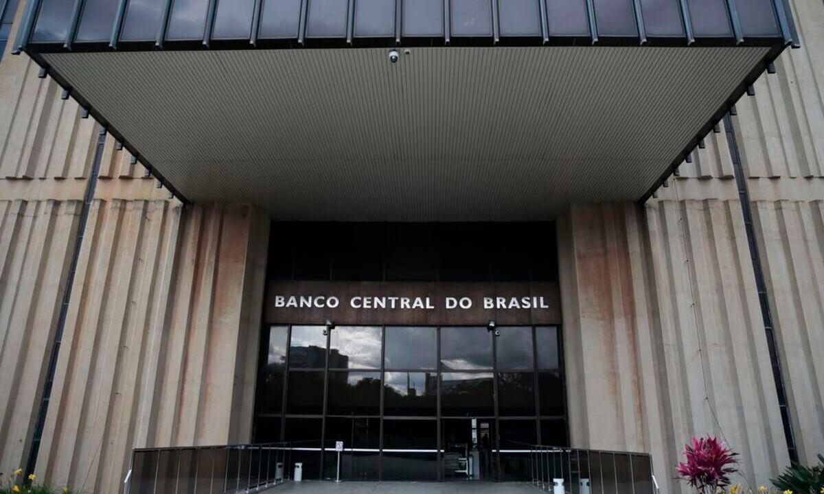 Edifício-sede do Banco Central, em Brasília. Foto: Marcello Casal Jr./Agência Brasil