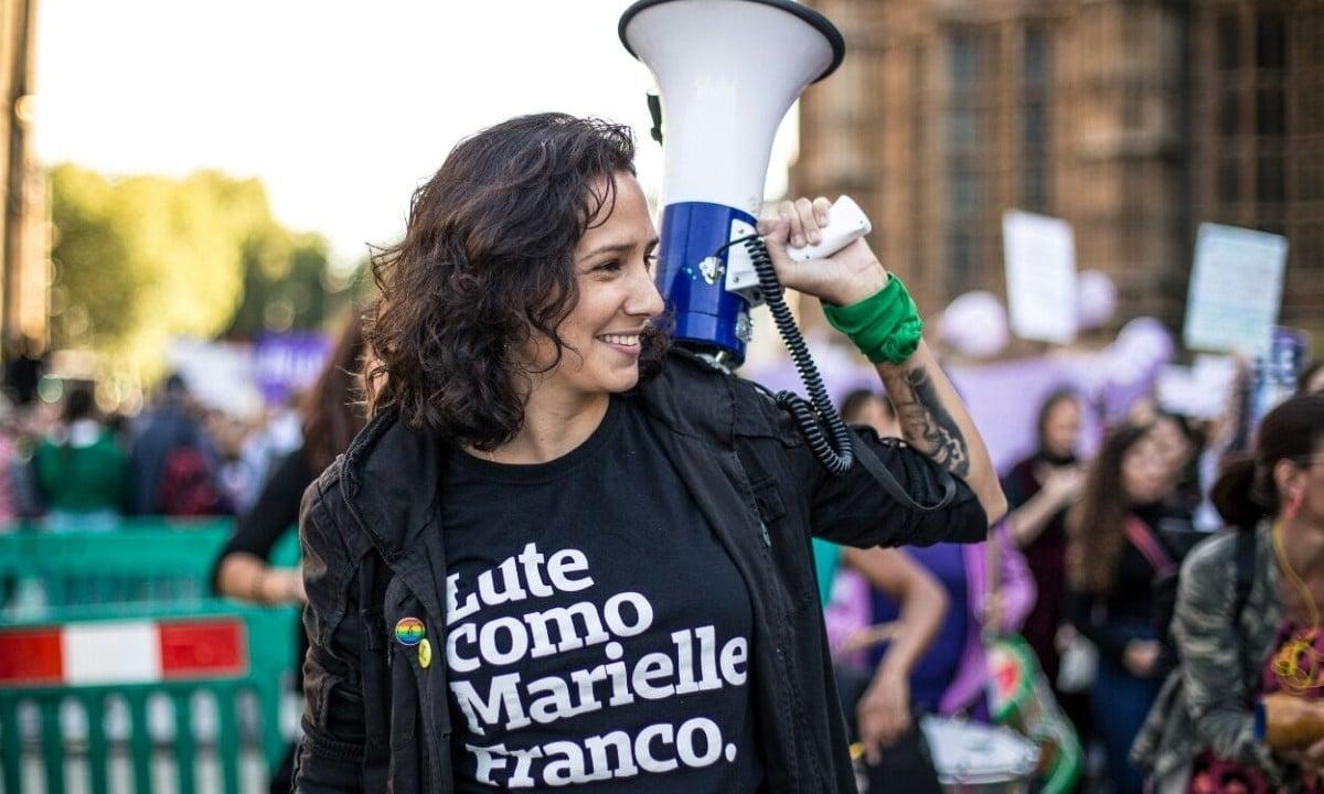 Vereadora afirma estar comprometida com o feminismo antirracista e a luta LGBT. Créditos: Divulgação