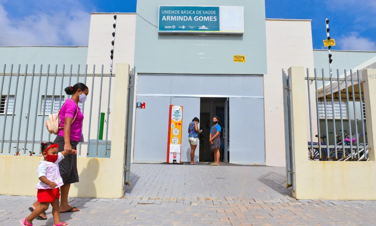 UBS em Boa Vista, Roraima (Foto: Prefeitura de Boa Vista)