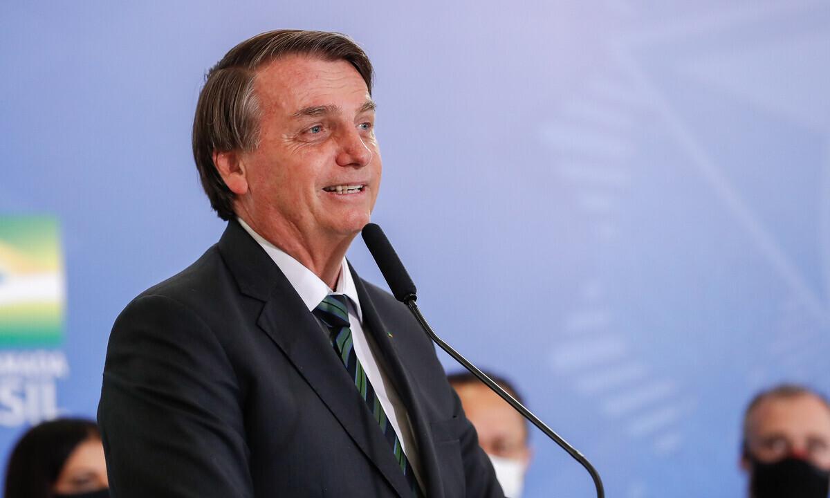 O presidente da República, Jair Bolsonaro. Foto: Alan Santos/PR