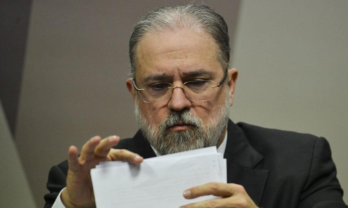 Augusto Aras. Foto: Marcelo Camargo/Agência Brasil