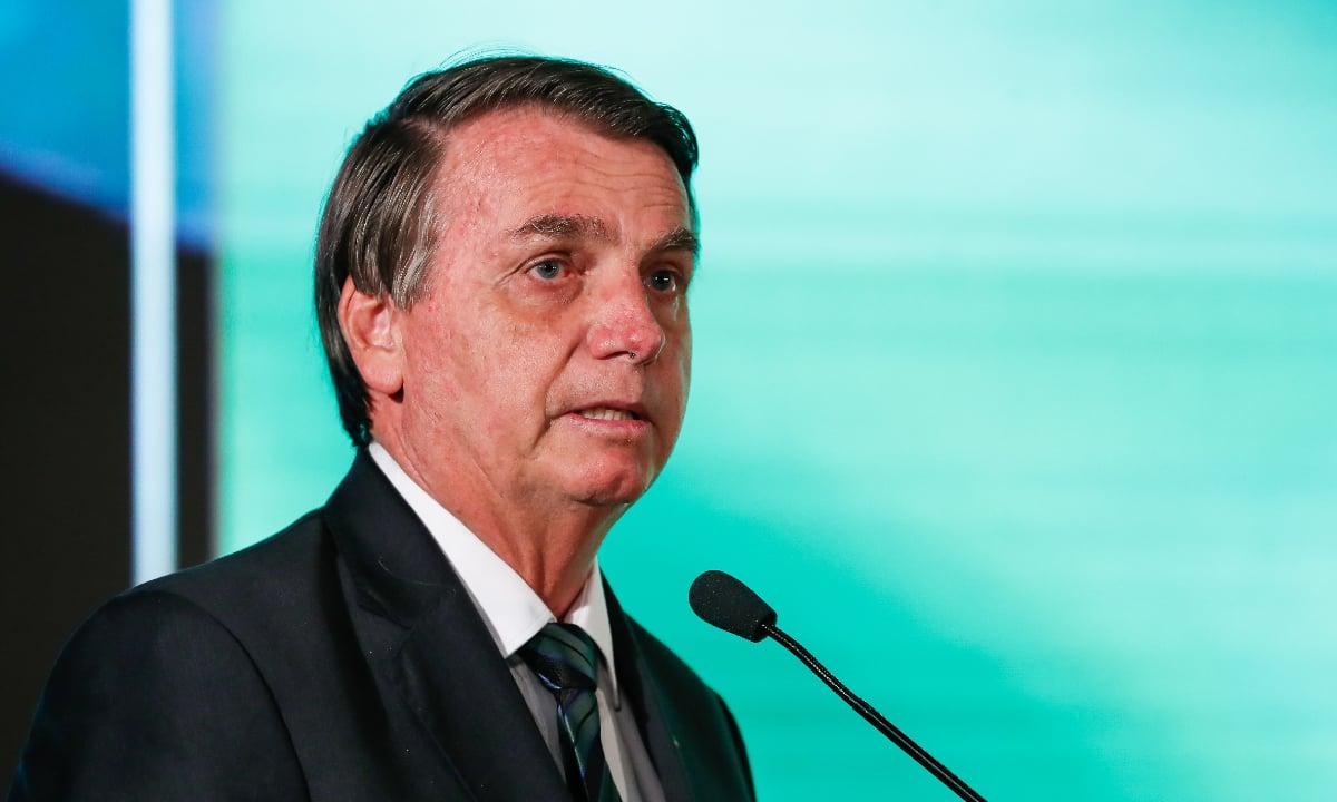O presidente Jair Bolsonaro (Foto: Alan Santos/PR)