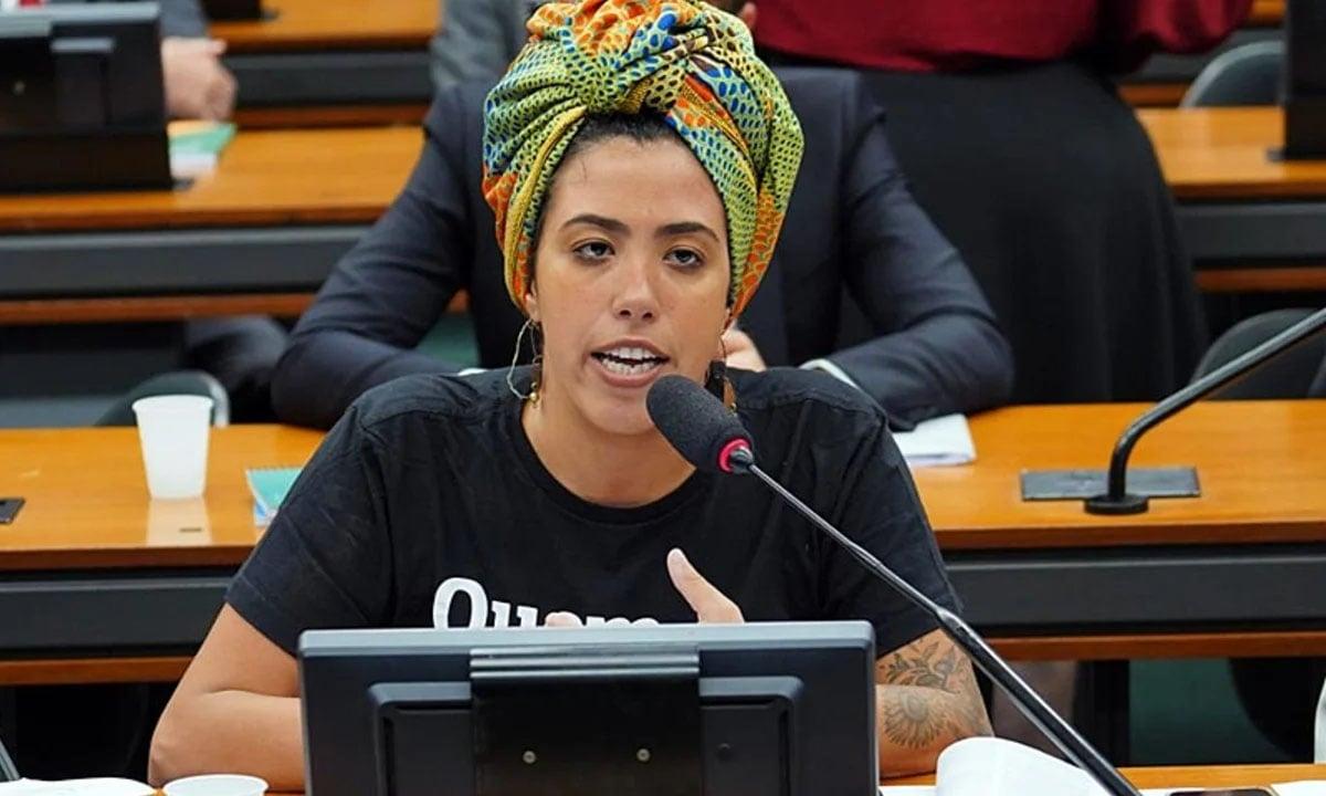 Deputada federal Talíria Petrone. Foto: Câmara dos Deputados