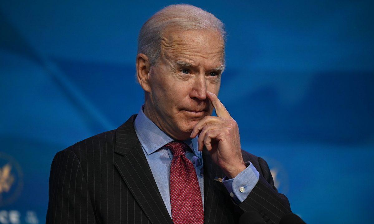O presidente dos Estados Unidos, Joe Biden. Foto: JIM WATSON/AFP