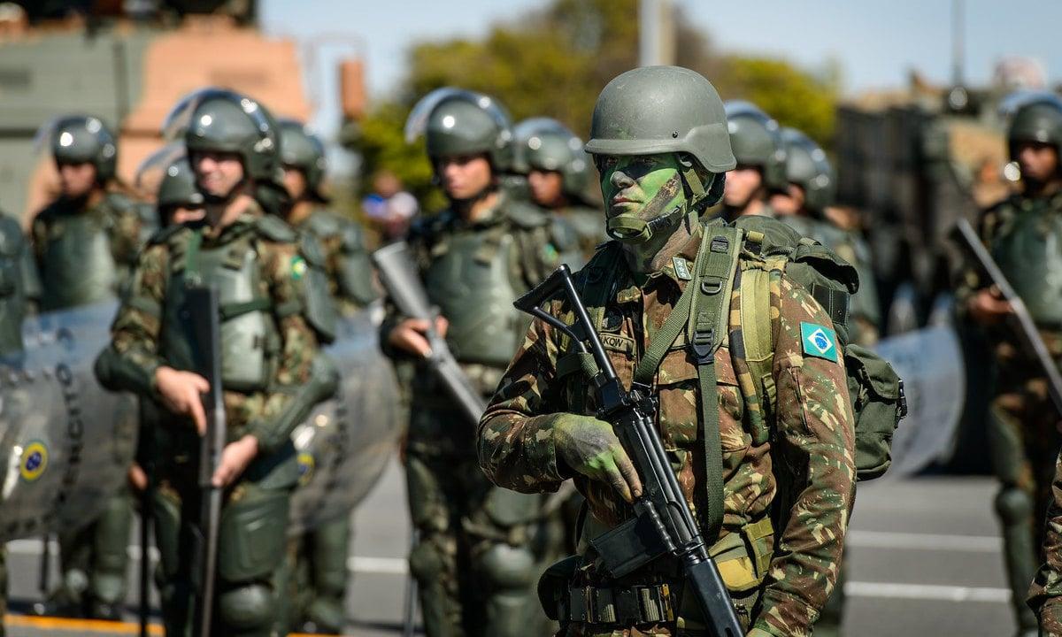 Foto: Alexandre Manfrim/Ministério da Defesa