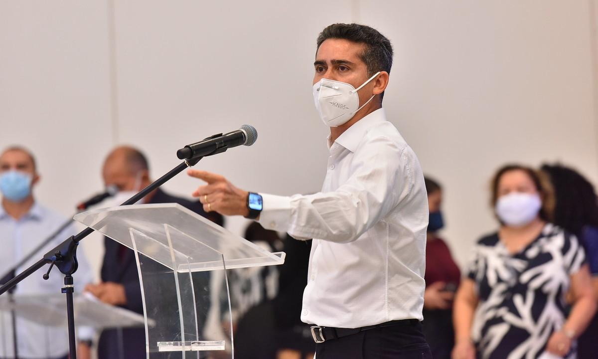 O prefeito de Manaus, David Almeida. Foto: Prefeitura de Manaus