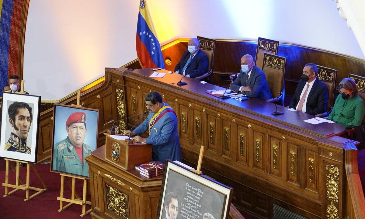 Nicolás Maduro, presidente da Venezuela. Foto: Chancelaria da Venezuela