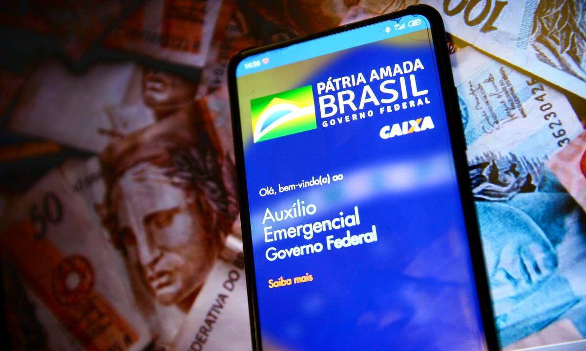 Auxílio emergencial foi encerrado em dezembro de 2020. Foto: Marcelo Camargo/Agência Brasil