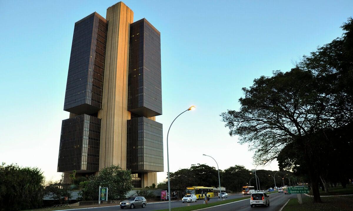 O prédio do Banco Central do Brasil, em Brasília. Foto: Leonardo Sá/Agência Senado