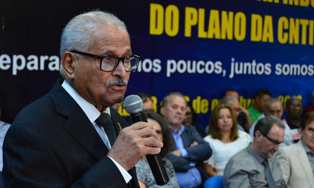O sindicalista José Calixto Gomes (Foto: Reprodução)