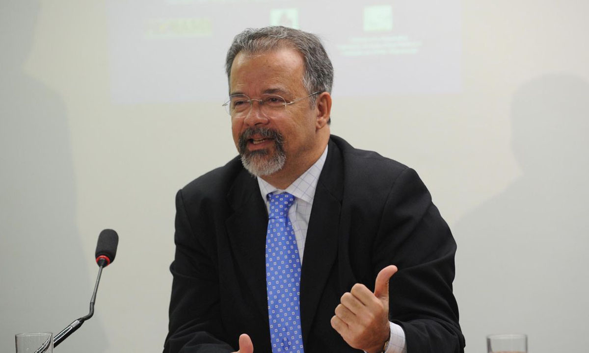 O ex-ministro Raul Jungmann. Foto: Wilson Dias/Agência Brasil
