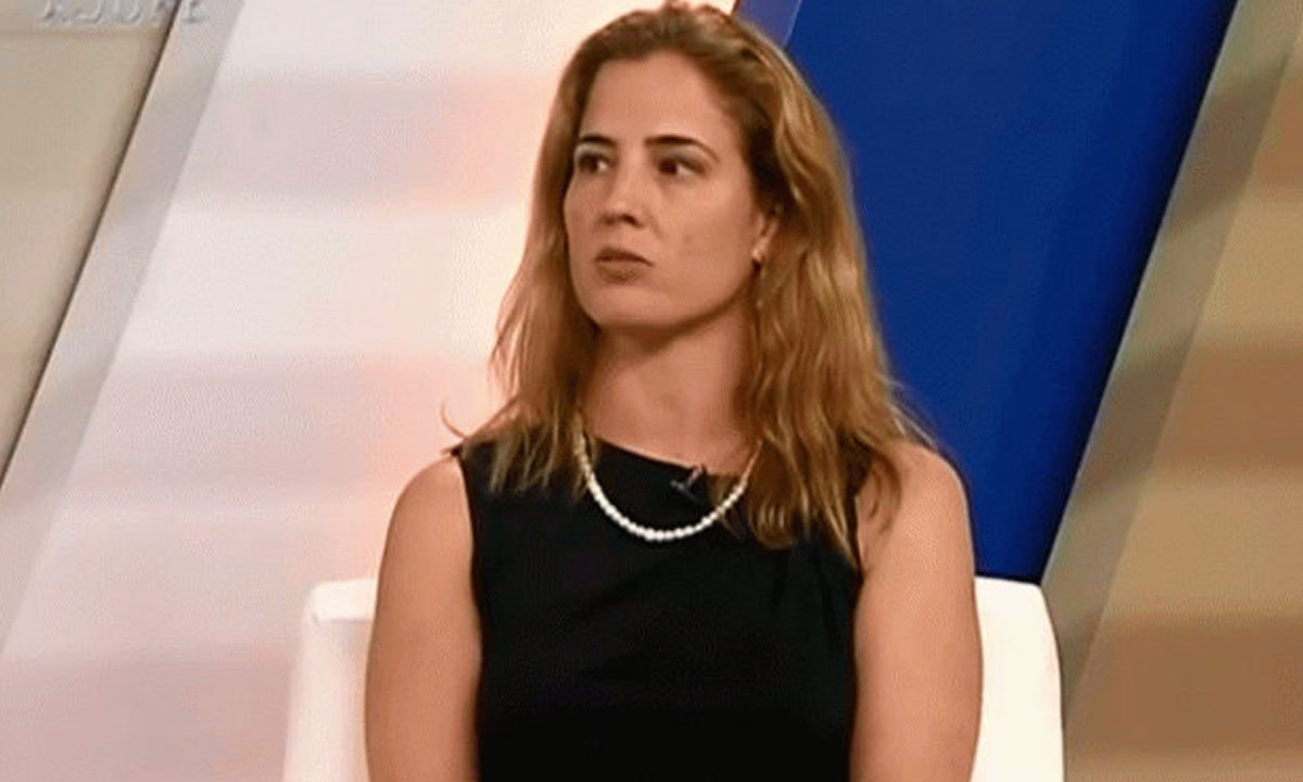 Gabriela Hardt. Foto: Reprodução