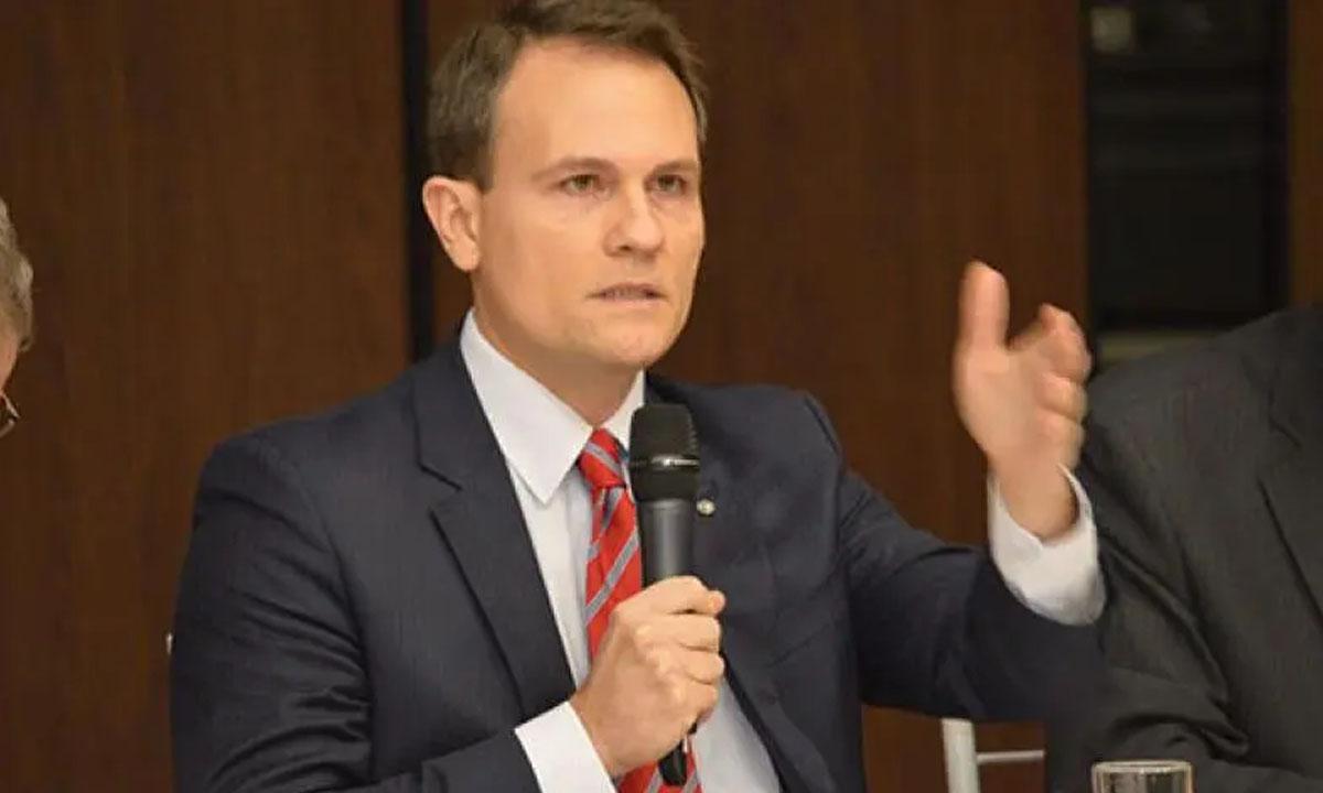 O juiz Márcio Schiefler. Foto: Divulgação/TJSC