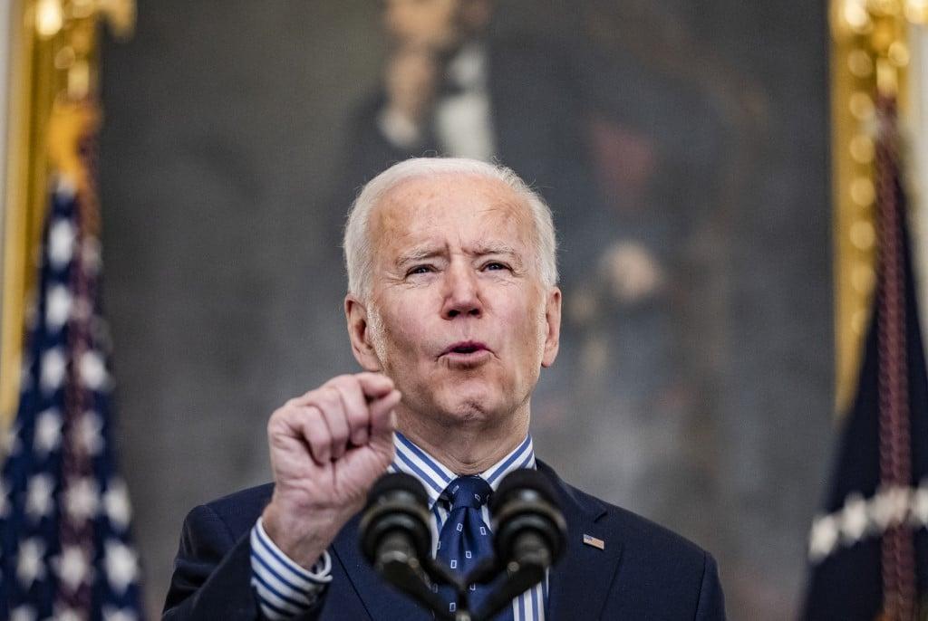 O presidente dos Estados Unidos, Joe Biden. Foto: AFP