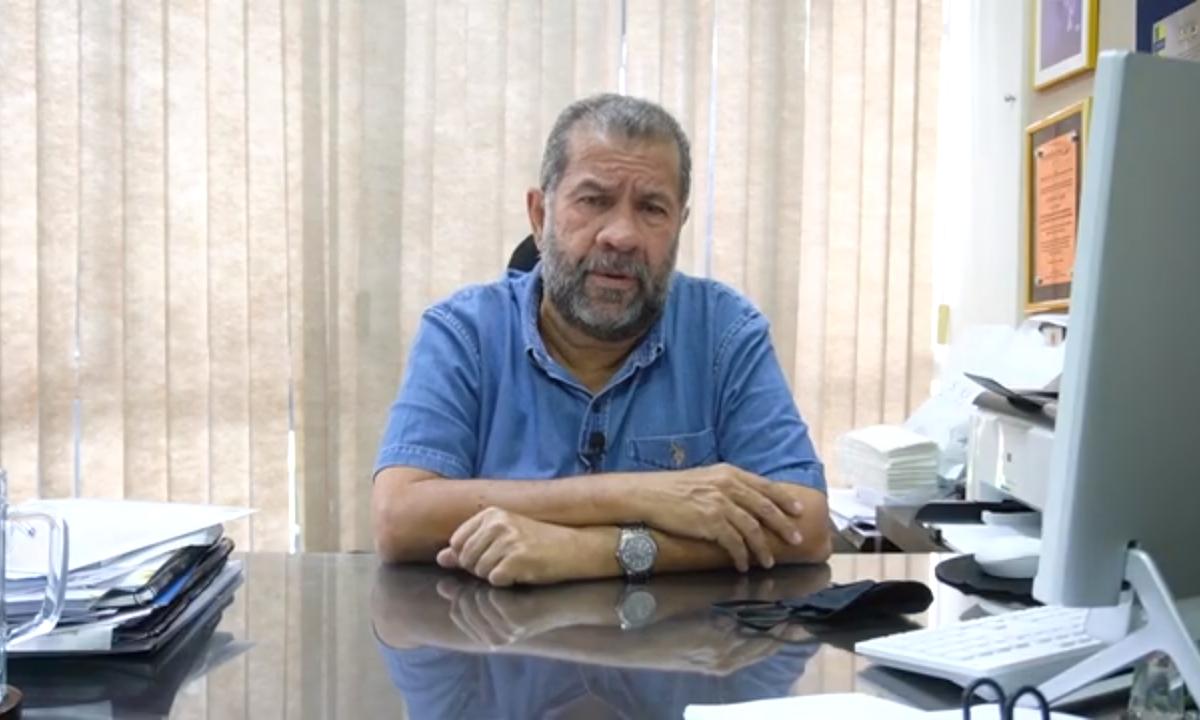O presidente do PDT, Carlos Lupi. Foto: Reprodução/Facebook