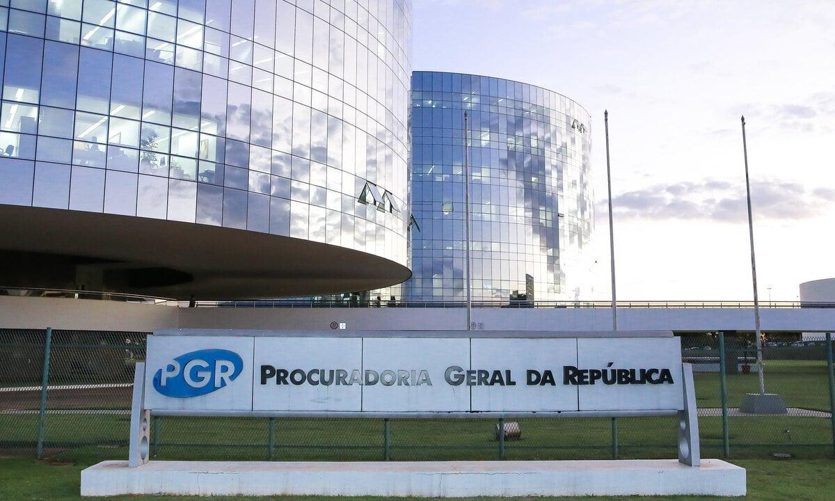 Prédio do Ministério Público Federal, em Brasília.  Foto: Antonio Augusto/Secom/PGR